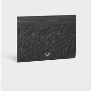 Celine Multifunction Card Holder
